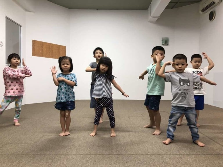 Little Play Space Class Kids Creative Class