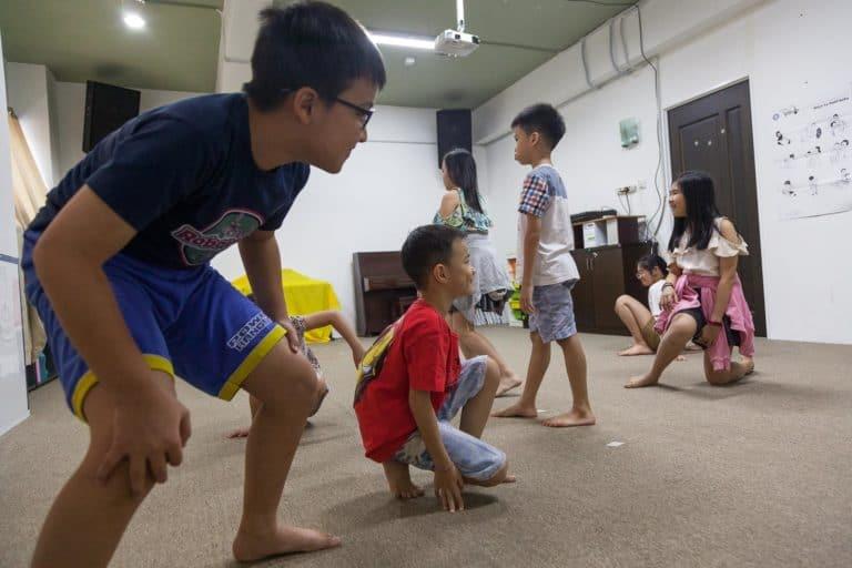 Kids Creative Drama